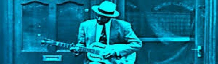 Bendings & Blues Licks Backing Track