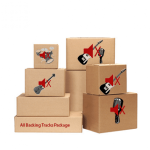 Backing Tracks Packages