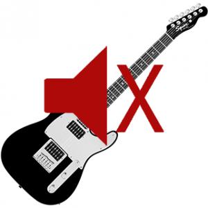 Backing Track w/o Guitar